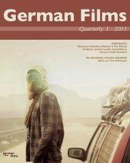 32 European Countries – 1 Network - german films
