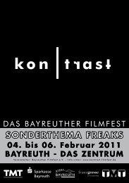 Filmverzeichnis - alphabetisch - Kontrast