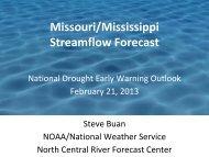 Steve Buan - US Drought Portal