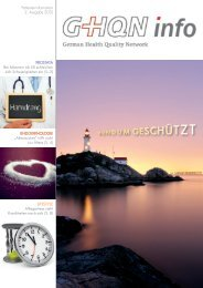 Aktuelle Ausgabe 2012 [pdf] - GHQN.de