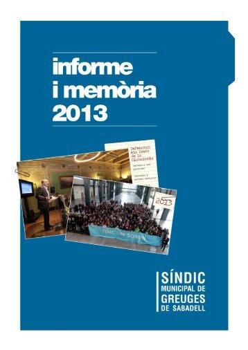 Informe-i-memòria-2013