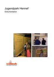 Dokumentation Hennef - Kinderfreundliche Stadtgestaltung