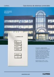 TRG Spanish section 1 367-1022 - Lutron