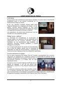 Memoria anual 2008-2009 - Comité Argentino de Presas - Page 5