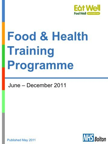 Food & Health Training Programme
