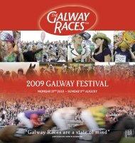 Galway Flyer Final.indd - Horse Racing Ireland