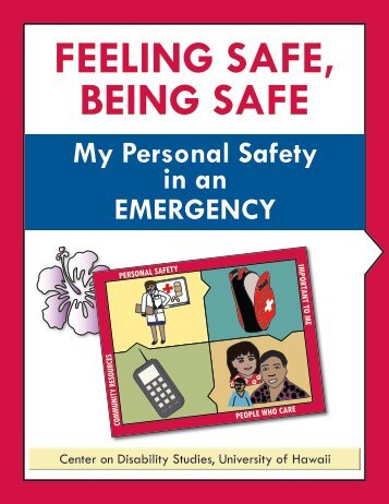 Feeling Safe, Being Safe Worksheet - The Board Resource Center