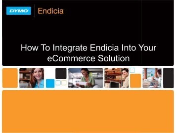 How To Integrate Endicia Into Your eCommerce Solution