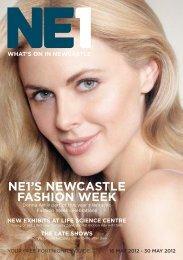 NE1'S NEWCASTLE FASHION WEEK - Newcastle NE1