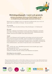 program - Ny Nordisk Mat