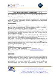 Papier à lettres - Groupe Français d études et d applications des ...
