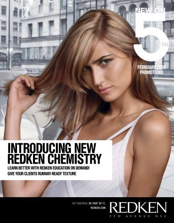 iNTRODUCiNG NEW REDKEN CHEMiSTRY - Redken Professional ...