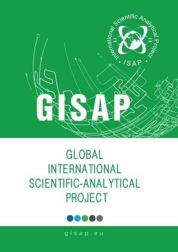 global international scientific-analytical project - gisap.eu