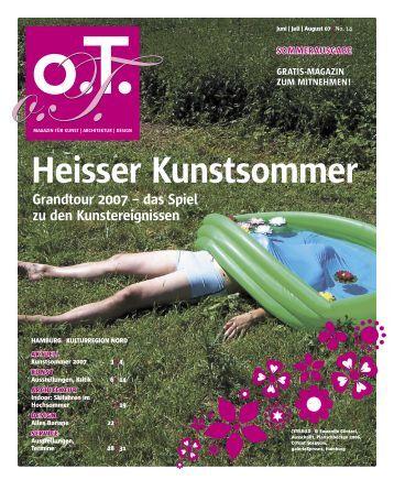 Hört! - Das Magazin für Kunst, Architektur und Design