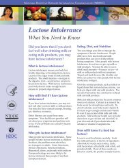 Lactose Intolerance - National Digestive Diseases Information ...