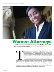 Women Attorneys - Connell Foley LLP