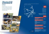 Kestrel Arm Mower Brochure - TRP