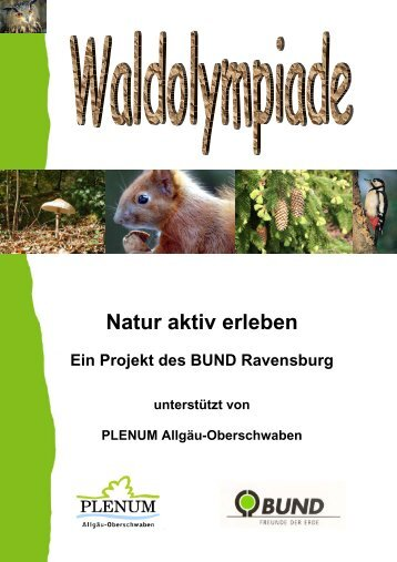 Waldolympiade Haslachwald - BUND