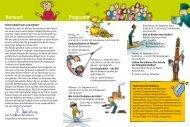 Flyer Kinder-Uni 2013 (PDF) - Goethe-Universität