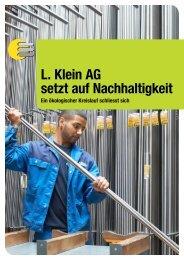 Referenzblatt Geschäftskunden - ESB