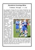 Rückblick Kreisliga Mitte - TSV Legau - Seite 4