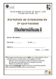 formulario - Preparatoria 22