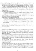 A Bolyai János Matematikai Társulat 2009. évi Közhasznúsági ... - Page 2