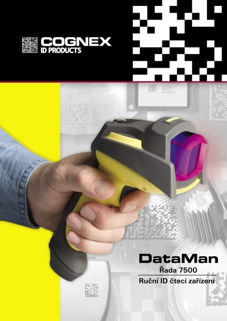 DataMan 7500 - SIC-Venim s.r.o.