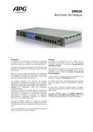 DMS26 - APG