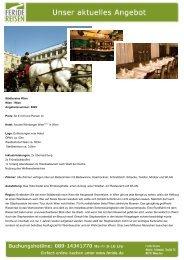Städtereise Wien - Eventreisen - Trierischer Volksfreund