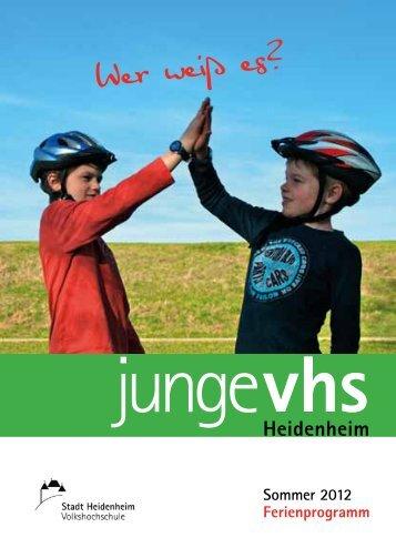 am Samstag, 21. Juli 2012 von 9 - Stadt Heidenheim