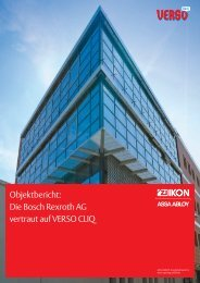 Objektbericht: Die Bosch Rexroth AG vertraut auf ... - Assa Abloy