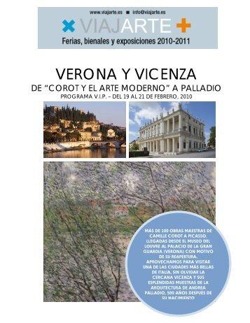VERONA Y VICENZA - Viajes Mundo Amigo