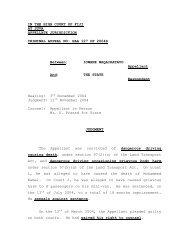 Download Iowane Waqairatavo v State Judgement - Law Fiji
