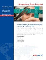 Product Sheet (US) - AmSafe