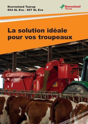La solution idéale pour vos troupeaux - Jacopin Equipements ...