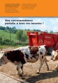 La solution idéale pour vos troupeaux - Jacopin Equipements ... - Page 2