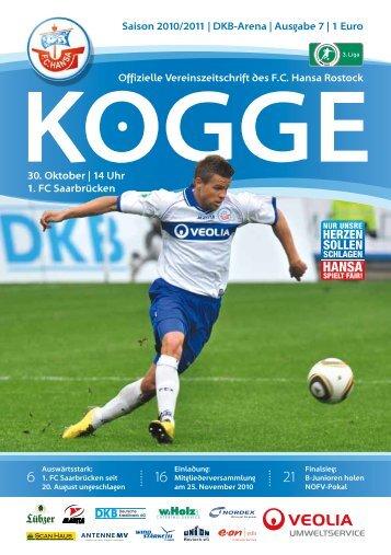 13 - FC Hansa Rostock