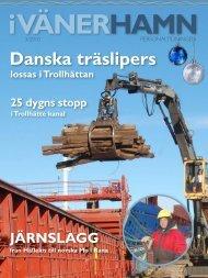 Danska träslipers - Vänerhamn AB