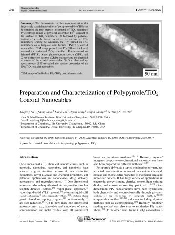 preparation characterization and performance of templated Increasing charge storage and fast charging capability is long standing challenge for supercapacitors in this work, a novel, facile method of high isostatic-pressing assisted nanocasting has been developed to produce zeolite templated carbon (ztc) with excellent supercapacitance performance there.