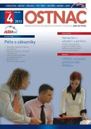 Ostnáč 4/2012 - Ježek software