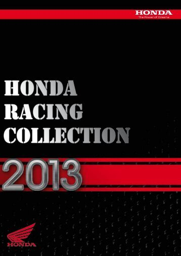 HONDA RACING COLLECTION