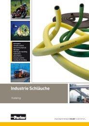 Industrie Schläuche - Siebert Hydraulik & Pneumatik