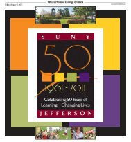 50 years - Watertown Daily Times