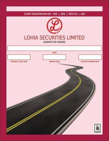 AKP_LOHIA PART II - Lohia Securities