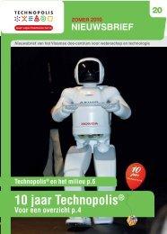 10 jaar Technopolis®