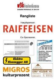 Wahldreikampf vom 24.04.2010 in Guntershausen ... - LAR Tägerwilen