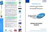 Flyer Pole Grand Sud Ouest - IMS