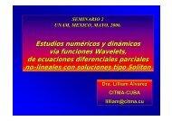 Pagina web del Prof. Invitado