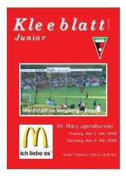Vorrunde - FC Wegberg-Beeck 1920 e.V.